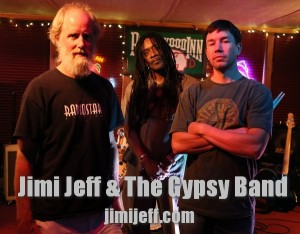 Jimi Jeff & The Gypsy Band Riverwood Inn