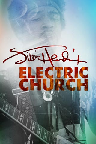 Jimi Hendrix Electric Church Documentary poster